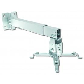 Staffa Universale a Parete-Soffitto per Proiettori Silver
