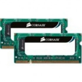 DDR 3 x NB SO-DIMM CORSAIR 4Gb (2x2GB) 1333 Mhz, Unbuffered - CMSO4GX3M2A1333C9