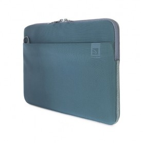 "TUCANO MORBIDA CUSTODIA IN NEOPRENE PER MACBOOK PRO 15"" RETINA COLORE BLU"