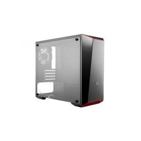 Cooler Master MasterBox Lite 3.1 Mini-Tower Nero, Rosso, Bianco vane portacomputer