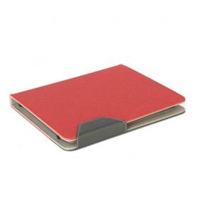 "NGS Club Red Plus 10"" Custodia a libro Grigio, Rosso"
