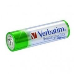 Verbatim Batterie ricaricabili AA Premium