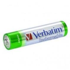 Verbatim Batterie ricaricabili AAA Premium
