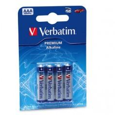 Verbatim Batterie alcaline AAA