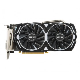 SVGA MSI AMD RADEON RX570 ARMOR 8G OC 8GB GDDR5 256bit DVI+2*HDMI+3*DP PCIE