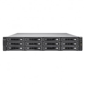 NAS QNAP TES-1885U-D1531-32GR 12+6HD NO HDD 2U RACK 4P GIGA 40GBE READY 2P USB 2G ECC RAM XEON 2.2GHZ ALIM.RID.