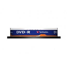 Verbatim DVD-R Matt Silver 4.7GB DVD-R 10pezzo(i)