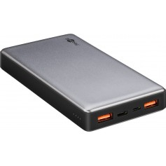 Powerbank Quick Charge 3.0 15.000mAh USB-C