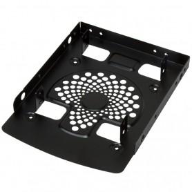 Kit di Montaggio per 2 HDD / SSD da 2,5'' su Alloggio da 3,5''