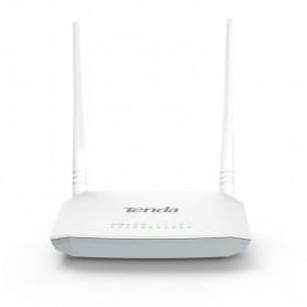TENDA ROUTER ADSL2/2+ 300N 4 PORTE LAN 10/100 USB2.0 WPS V.2