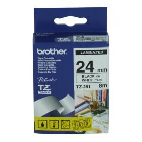 Brother TZ-251 TZ nastro per etichettatrice