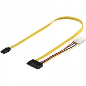 Cavo Serial ATA 1.5 / 3.0 / 6.0 GBits 0,5 m