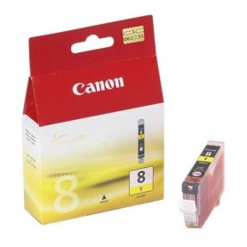 Canon Cartridge CLI-8 YLO Giallo cartuccia d'inchiostro