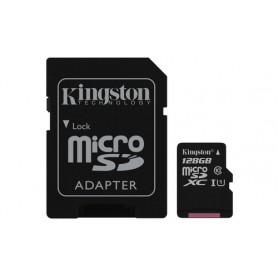 Kingston Technology Canvas Select 128GB MicroSD UHS-I Classe 10 memoria flash