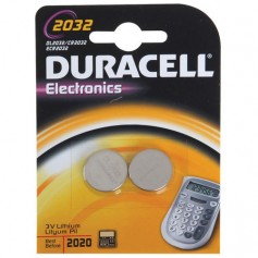 Duracell DL2032B2 Litio 3V batteria non-ricaricabile