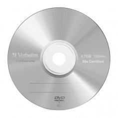 Verbatim DVD-R Matt Silver 4.7GB DVD-R 5pezzo(i)