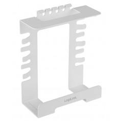 Fermacavi da Scrivania Cable Organizer Porta Multipresa