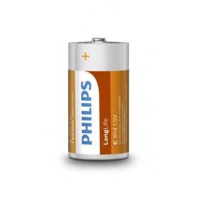Philips LongLife Batteria R14L2B/10