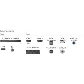 Philips 4000 series TV LED ultra sottile Full HD 22PFS4022/12