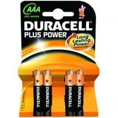 Duracell MN2400B4 Alcalino 1.5V batteria non-ricaricabile