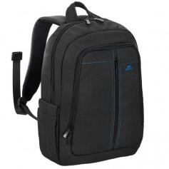 ZAINO x NB RIVACASE 15.6'' WATERPROOF 2 vani porta documenti ed acces, tasca porta Tablet, 2tasche porta bottiglie, NERO- R7560B