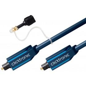 Cavo ottico digitale audio Toslink/Toslink 5 m