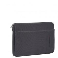 CUSTODIA PER NB RIVACASE da 13.3'' R8203B tasca con zip esterna. Colore Nero