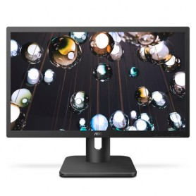 "AOC 22E1D 21.5"" Full HD TN Opaco Nero Piatto monitor piatto per PC"