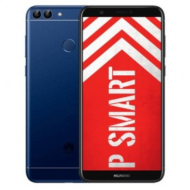 "SMARTPHONE HUAWEI P Smart 51092CTD Blue 5,65"" DualSim Kirin659 OC 2.36+1.7GHz 3GB 32GB 13+2+8Mpx 4G NFC Fingerprint Android 8.0"