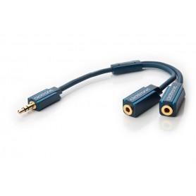 Cavo Sdoppiatore Stereo Jack 3,5 10 cm Alta Qualità