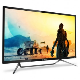 Philips Display 4K HDR con Ambiglow 436M6VBPAB/00