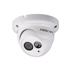 FOSCAM IP CAMERA 720P 1MPX POE 10M NIGHT VISION SLOT SD CARD P2P