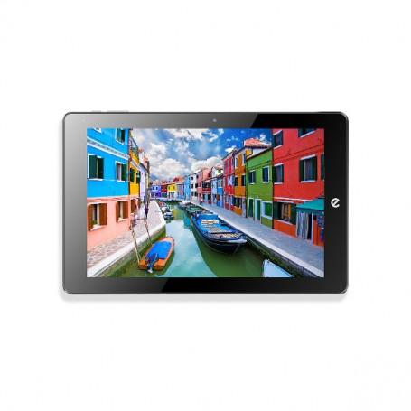 E-TAB TABLET PC E-TAB PRO WI-FI Z8350 QCORE 10,1 IPS FHD 4GB RAM 64GB SLOT SD MICRO USB MICRO HDMI USB 3.0 TYPE-C WIN 10 HOME +