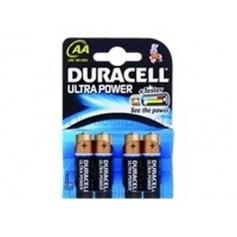 Duracell Ultra Power AA 4 Pack Alcalino 1.5V batteria non-ricaricabile