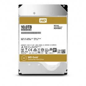Western Digital Gold HDD 10000GB Serial ATA III disco rigido interno