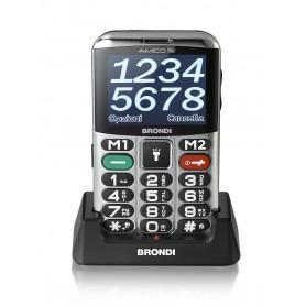 BRONDI CELLULARE GSM AMICO CHIC DUAL SIM