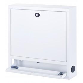 Box di Sicurezza per Notebook e Accessori per LIM Basic Bianco