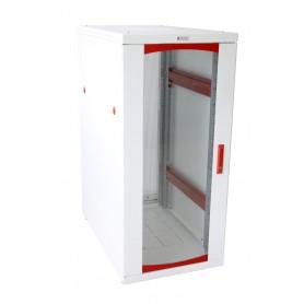 Armadio Server Rack 19'' 600x1000 27 Unita' Bianco serie IdealNET
