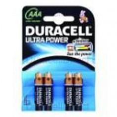 Duracell Ultra Power AAA 4 Pack Alcalino 1.5V batteria non-ricaricabile