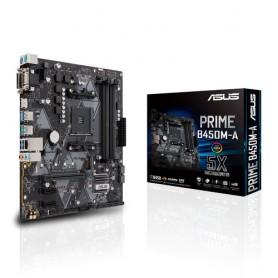 ASUS PRIME B450M-A AMD B450 Presa AM4 Micro ATX