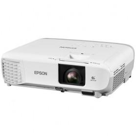 VIDEOPROIETTORE EPSON EB-X39 3LCD WXGA 3500/12000:1 Lampada 1000h 2,7kg Altoparlante 5W USB Display incl.cavo VGA e alimentaz
