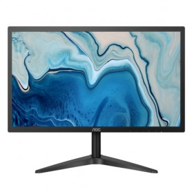 "AOC 22B1HS 21.5"" Full HD LED Piatto Nero monitor piatto per PC"