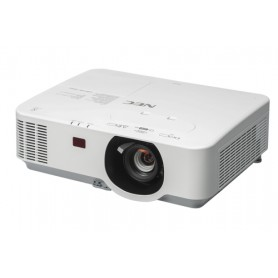 NEC P603X Proiettore desktop 6000ANSI lumen 3LCD XGA (1024x768) Bianco videoproiettore