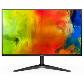 "AOC 24B1H 23.6"" Full HD LED Opaco Piatto Nero monitor piatto per PC"