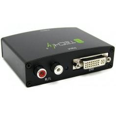 Convertitore Video da DVI-I e Audio R/L a HDMI