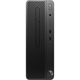 HP 290 G1 3.6GHz i3-8100 SFF Intel® Core™ i3 di ottava generazione Nero PC
