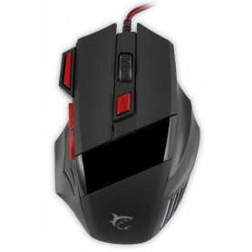 Mouse Gaming USB 4800dpi 7 Tasti Nero Marcus GM-1606