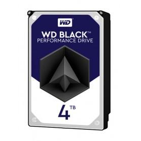 Western Digital Black HDD 4000GB Serial ATA III disco rigido interno