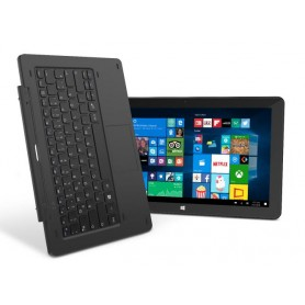 "TREKSTOR TABLET 2 IN 1 SURFTAB TWIN 11,6"" LTE EDITION VOLKS-TABLET WINDOWS 10, TASTIERA INCLUSA"