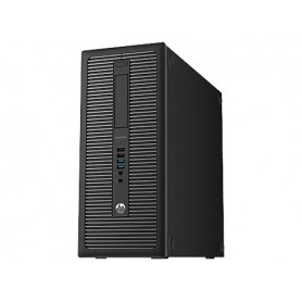 FATEVIREF REFURBISHED HP PC TOWER 600 G1 I5-4570 4GB 500GB DVD WIN 10 PRO COA